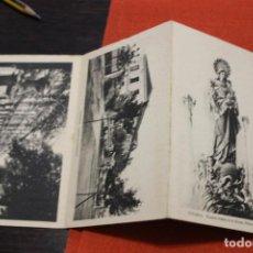 Postales: BLOC 10 POSTALES RECUERDO DE VITORIA AÑO 1936. Lote 139441098