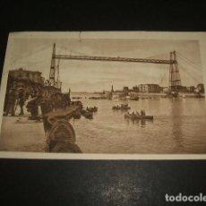 Postales: PORTUGALETE BILBAO PUENTE VIZCAYA. Lote 140021042