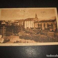 Postales: RENTERIA GUIPUZCOA LA ALAMEDA. Lote 140161822