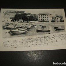 Postales: PLENCIA VIZCAYA PUERTO PESQUERO. Lote 140166650