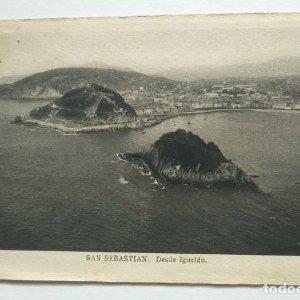 San Sebastián desde Igueldo