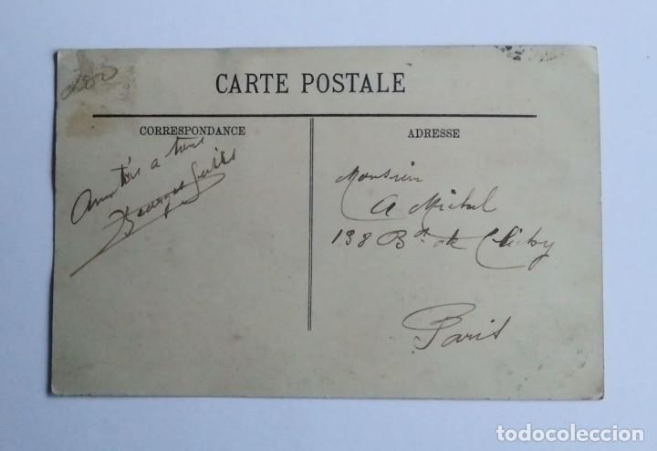 Postales: Biarritz Vista general de la palya - Foto 2 - 140768746