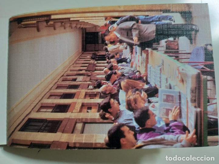 Postales: COLECCION DE POSTALES SOBRE LA PLAZA NUEVA DE BILBAO. AÑO 1991 - Foto 5 - 142059222