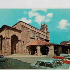 Postales: DURANGO (VIZCAYA). IGLESIA DE SANTA MARÍA.. Lote 142140365
