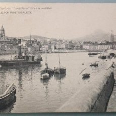 Postales - POSTAL BILBAO Nº 1080 PORTUGALETE VIZCAYA PAIS VASCO ED. PAPELERIA LANDABURU - 144201062