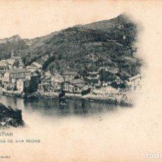 Postales: POSTAL DE PASAJES - GIPÚZKOA - GUIPÚZCOA. EDITOR HAUSER Y MENET 9X13. Lote 144285414