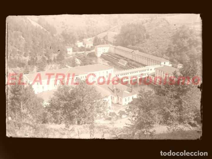 Postales: 7 CLICHES ORIGINALES - CESTONA, GUIPUZCOA - NEGATIVOS CRISTAL - EDICIONES ARRIBAS - Foto 3 - 144336710