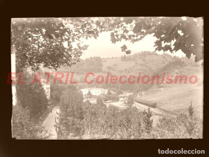 Postales: 7 CLICHES ORIGINALES - CESTONA, GUIPUZCOA - NEGATIVOS CRISTAL - EDICIONES ARRIBAS - Foto 7 - 144336710
