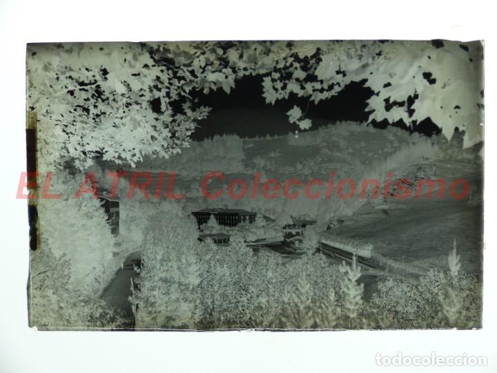 Postales: 7 CLICHES ORIGINALES - CESTONA, GUIPUZCOA - NEGATIVOS CRISTAL - EDICIONES ARRIBAS - Foto 8 - 144336710