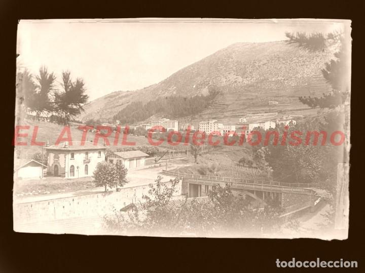 Postales: 7 CLICHES ORIGINALES - CESTONA, GUIPUZCOA - NEGATIVOS CRISTAL - EDICIONES ARRIBAS - Foto 9 - 144336710