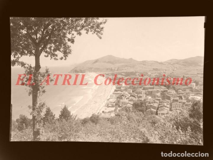 Postales: 11 CLICHES - ZARAUZ, GUIPUZCOA - NEGATIVOS EN CELULOIDE - EDICIONES ARRIBAS - Foto 7 - 144459998