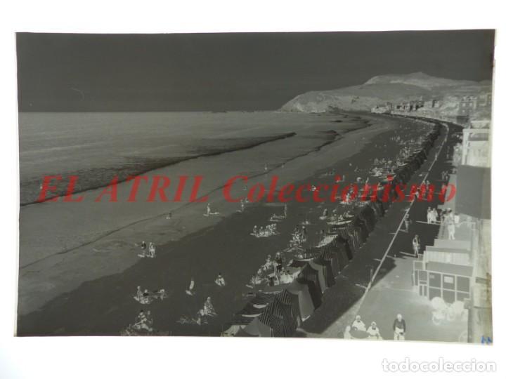 Postales: 11 CLICHES - ZARAUZ, GUIPUZCOA - NEGATIVOS EN CELULOIDE - EDICIONES ARRIBAS - Foto 10 - 144459998