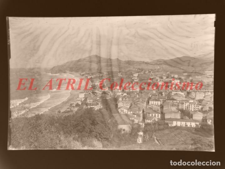 Postales: 11 CLICHES - ZARAUZ, GUIPUZCOA - NEGATIVOS EN CELULOIDE - EDICIONES ARRIBAS - Foto 11 - 144459998