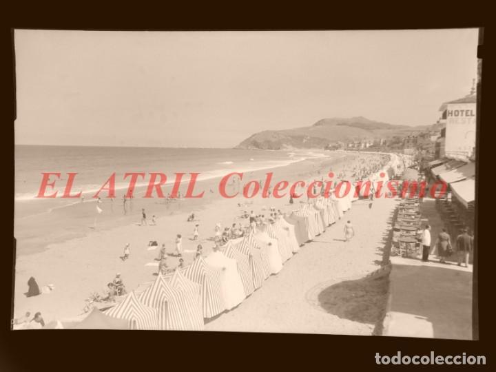 Postales: 11 CLICHES - ZARAUZ, GUIPUZCOA - NEGATIVOS EN CELULOIDE - EDICIONES ARRIBAS - Foto 13 - 144459998