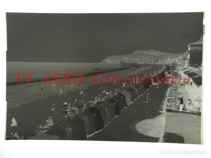 Postales: 11 CLICHES - ZARAUZ, GUIPUZCOA - NEGATIVOS EN CELULOIDE - EDICIONES ARRIBAS - Foto 14 - 144459998