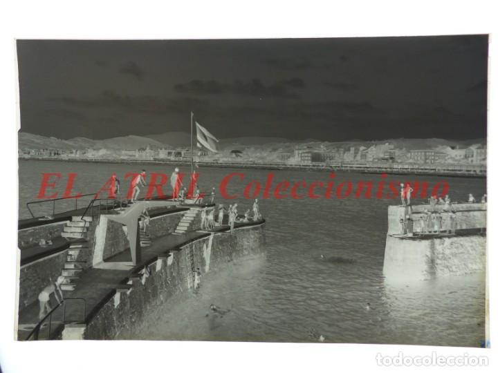 Postales: 11 CLICHES - ZARAUZ, GUIPUZCOA - NEGATIVOS EN CELULOIDE - EDICIONES ARRIBAS - Foto 16 - 144459998
