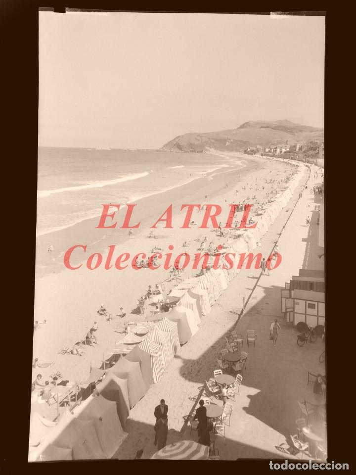 Postales: 11 CLICHES - ZARAUZ, GUIPUZCOA - NEGATIVOS EN CELULOIDE - EDICIONES ARRIBAS - Foto 17 - 144459998