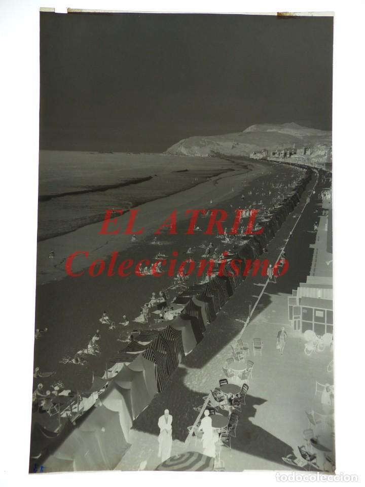 Postales: 11 CLICHES - ZARAUZ, GUIPUZCOA - NEGATIVOS EN CELULOIDE - EDICIONES ARRIBAS - Foto 18 - 144459998