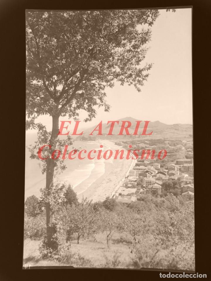 Postales: 11 CLICHES - ZARAUZ, GUIPUZCOA - NEGATIVOS EN CELULOIDE - EDICIONES ARRIBAS - Foto 19 - 144459998