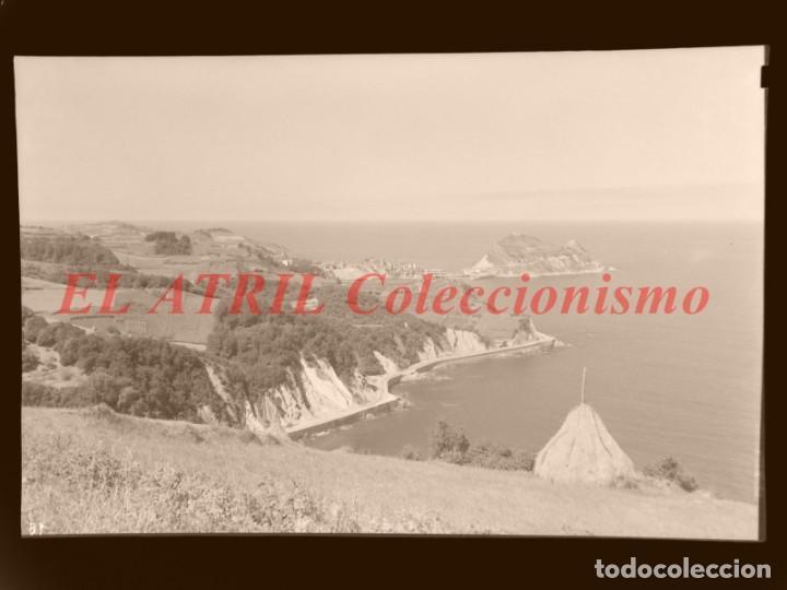 Postales: 11 CLICHES - ZARAUZ, GUIPUZCOA - NEGATIVOS EN CELULOIDE - EDICIONES ARRIBAS - Foto 21 - 144459998