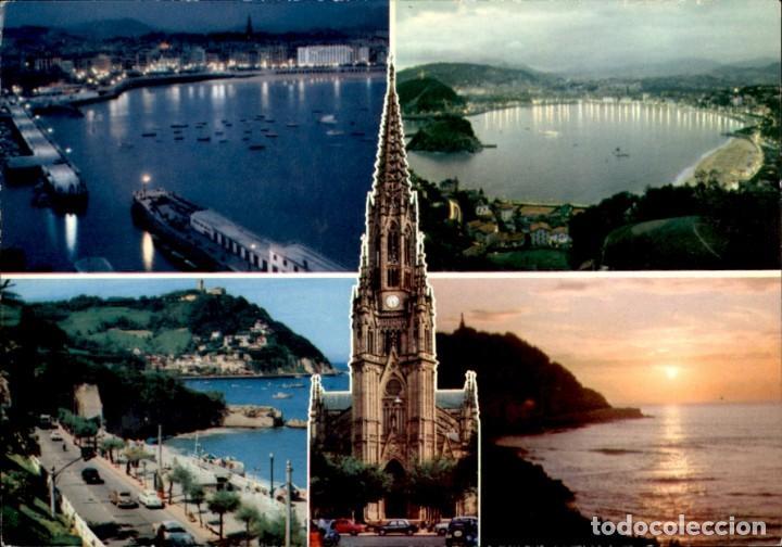 SAN SEBASTIAN - DONOSTIA (Postales - España - País Vasco Moderna (desde 1940))