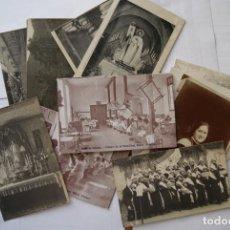 Postales: RARO LOTE DE 23 POSTALES Y FOTOGRAFIAS COLEGIO VERA CRUZ BIARRITZ VIZCAYA. Lote 146270938
