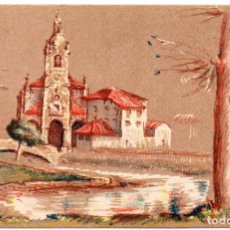 Postales: POSTAL BELLOS RINCONES DEL PAÍS VASCO IBARRA H. OÑATIVIA EDIC. DE ARTE LABORDE Y LABAYEN AÑO 1932. Lote 146526582