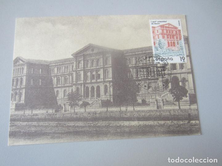 POSTAL DEUSTO ( BILBAO ) (Postales - España - País Vasco Moderna (desde 1940))