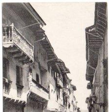 Postales: POSTAL HERNANI GUIPÚZCOA CALLE URUMEA EDIT. LL. MUY ANTIGUA SIN CIRCULAR NUEVA.. Lote 146644970