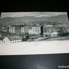 Postales: IRUN GUIPUZCOA VISTA GENERAL EDICION M A S REVERSO SIN DIVIDIR. Lote 146960962