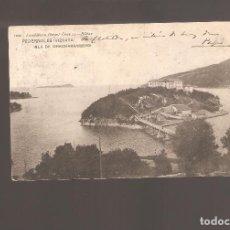 Postales: 1 POSTAL DE PEDERNALES VIZCAYA ISALA DE CHACHARRAMENDI. Lote 147005110