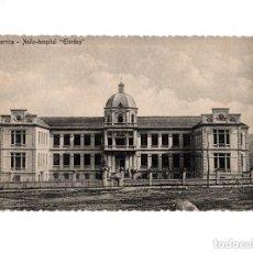 Postales: BARRICA.(VIZCAYA).- ASILO HOSPITAL ELORDUY. Lote 147480690