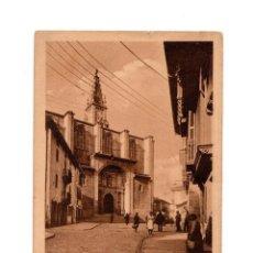 Postales: RENTERIA.(GUIPUZCOA).- IGLESIA PARROQUIAL. Lote 147647242