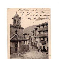 Postales: RENTERIA - SANTUARIO DE LEZO. Lote 147647554