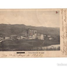 Postales: RENTERIA - VISTA GENERAL DE LEZO. Lote 147647594