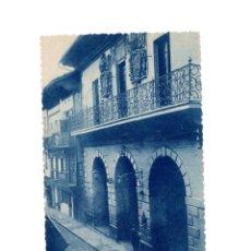 Postales: FUENTERRABIA.(GUIPÚZCOA).- CASA CONSISTORIAL. Lote 147911398