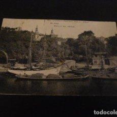 Postales: BILBAO MUELLE DEL ARENAL. Lote 147936626