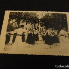 Postales: GUETARIA GUIPUZCOA BAILE TIPICO VASCO DANZARIS. Lote 147936822