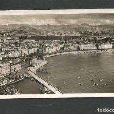Postales: POSTAL SIN CIRCULAR - SAN SEBASTIAN 54 - VISTA DESDE EL MONTE URGULL - EDITA FOTO GALARZA. Lote 148176758