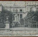 Postales: POSTAL DE VITORIA (ALAVA), DIPUTACION DE ALAVA, FOT. HAUSER Y MENET, ED. PIO LUIS LARRAÑAGA, CIRCULA. Lote 148397798