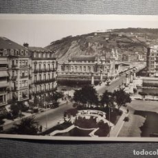 Postales: POSTAL - SAN SEBASTIAN - 180.- PUENTE DE LA ZURRIOLA Y KURSAAL - FOTO GALARZA - NUEVA. Lote 148655974