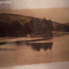Postais: IRUN - ISLA DE LOS FAISANES POSTAL CIRCULADA 1958. Lote 150173646