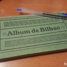 Postales: ALBUM DE BILBAO, CON 20 POSTALES, EDITA L. G. 14 X 9 CM.. Lote 150240634