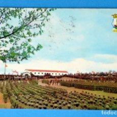 Postales: POSTAL DE VITORIA: CAMPAMENTO MILITAR DE ARACA. Lote 150671298