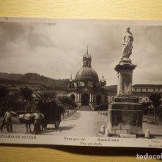 Postales: POSTAL - AZPEITIA - GUIPUZCOA - SANTUARIO DE LOYOLA - VISTA GENERAL - MANIPEL -. Lote 151337962