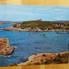 Postales: SANTANDER Nº 2 PENINSULA DE LA MAGDALENA FOTO ALSAR. Lote 151576546