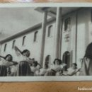 Postales: VIZCAYA. PREVENTORIO JOSE ANTONIO, SIMBOLO FALANGE, DE SECCION FEMENINA EN GALLARTA. ARTE BILBAO. Lote 152331842