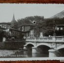 Postales: FOTO POSTAL DE AZPEITIA, PLAZA PEREZ ARREGUI, , SIN CIRCULAR. Lote 153006522