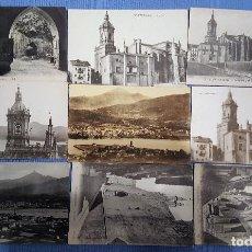 Postales: LOTE DE 30 POSTALES DE FUENTERRABIA - VER TODAS LAS FOTOS. Lote 153213226