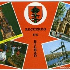 Postales: 207 - BILBAO. EXCLUSIVAS SAN CAYETANO. ESCRITA. Lote 153837830